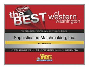 The Best Matchmaker of Washington