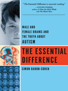 The Essential Difference: The Truth About the Male and Female Brain By Simon Baron-Cohen