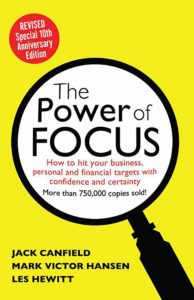 The Power of Focus: How to Hit Your Business, Personal and Financial Targets By Jack Canfield, Mark Victor Hansen, Les Hewitt